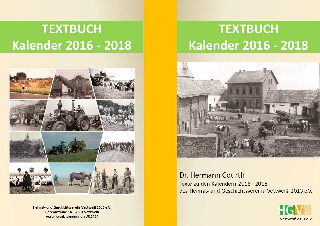 HGV Textbuch Kalender 2016 2018 Cover